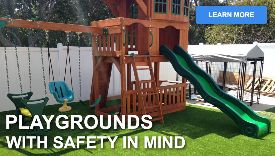 Artificial Grass for playgrounds, synthetic lawns for kindergardens, fake turf for schools elementary schools